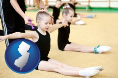 new-jersey gymnastics training